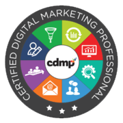 Certified Digital Marketing Professional Logo
